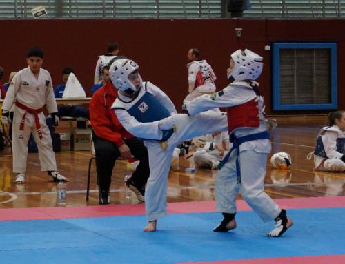 Ipswich PCYC Taekwondo impress at the fifth Gold Coast Open