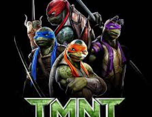 Teenage Mutant Ninja Turtles Martial Arts Demo